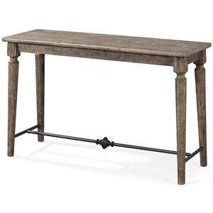 Carolina Preserves by Klaussner Riverbank Sofa Table