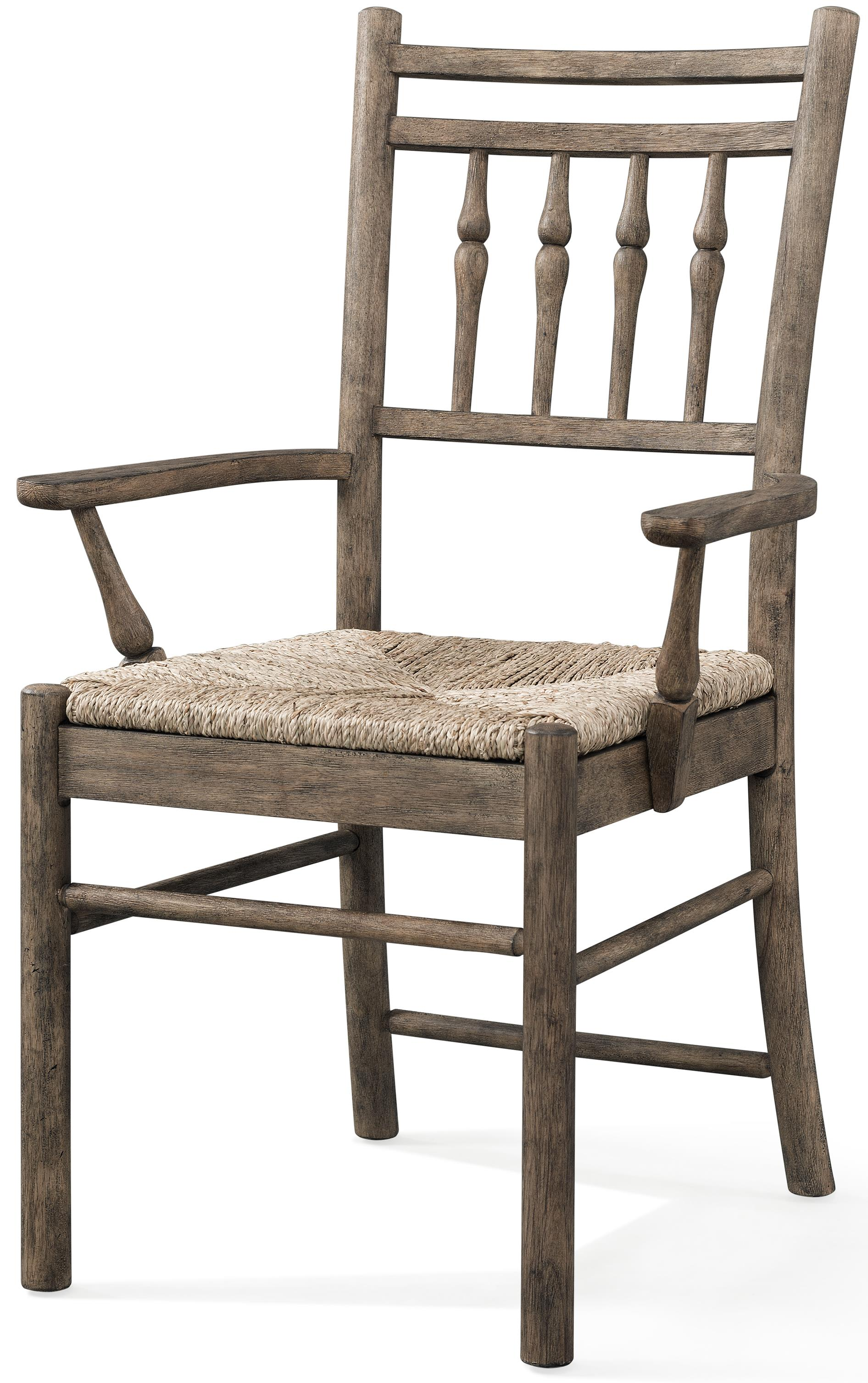 Carolina Preserves by Klaussner Riverbank Dining Room Arm Chair with ...
