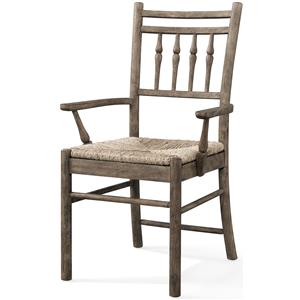 Carolina Preserves by Klaussner Riverbank Dining Room Arm Chair