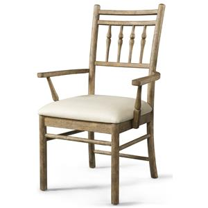 Morris Home River Falls River Falls Dining Room Arm Chair