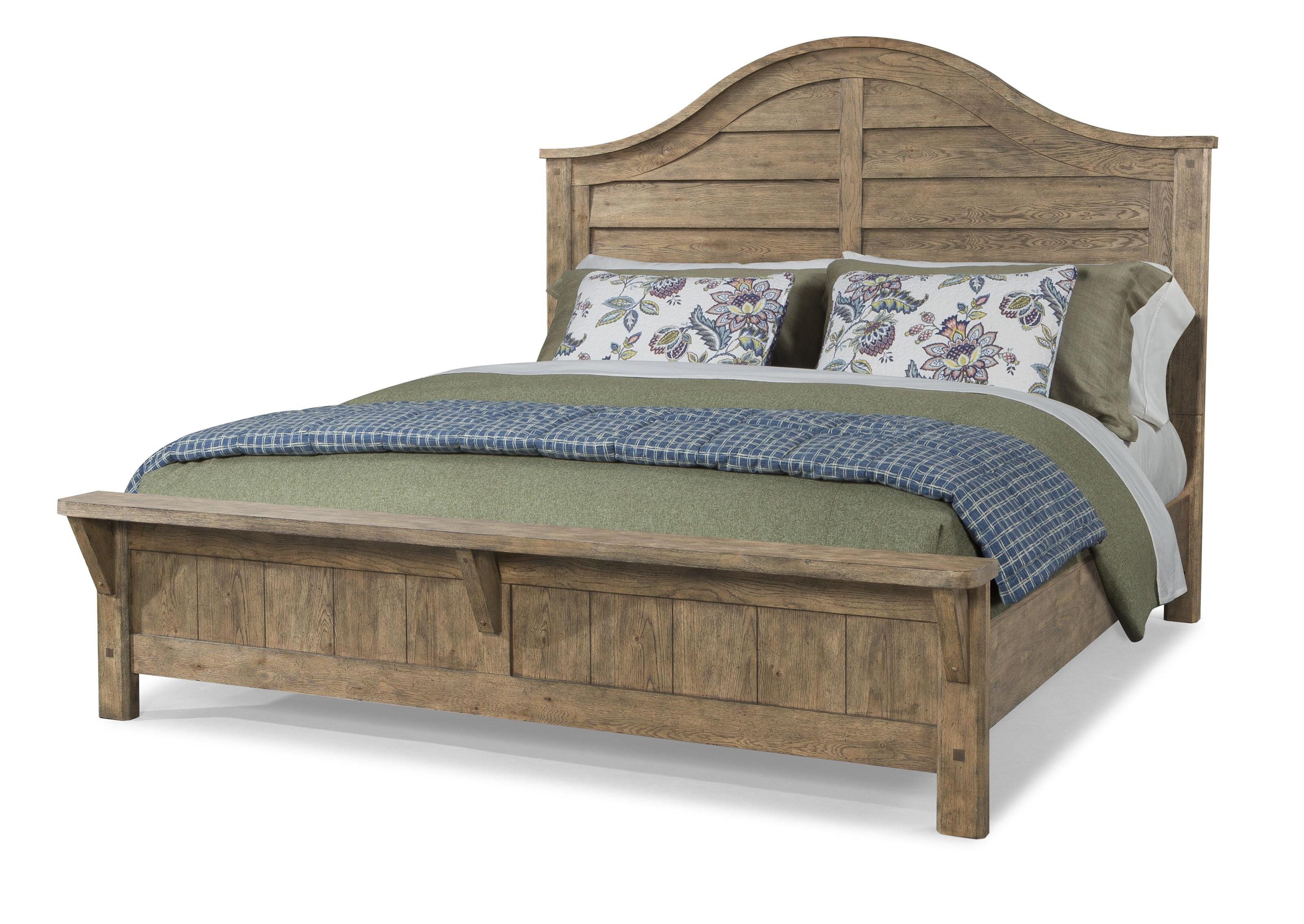 Morris Home River Falls River Falls Queen Bed - Item Number: 642023296