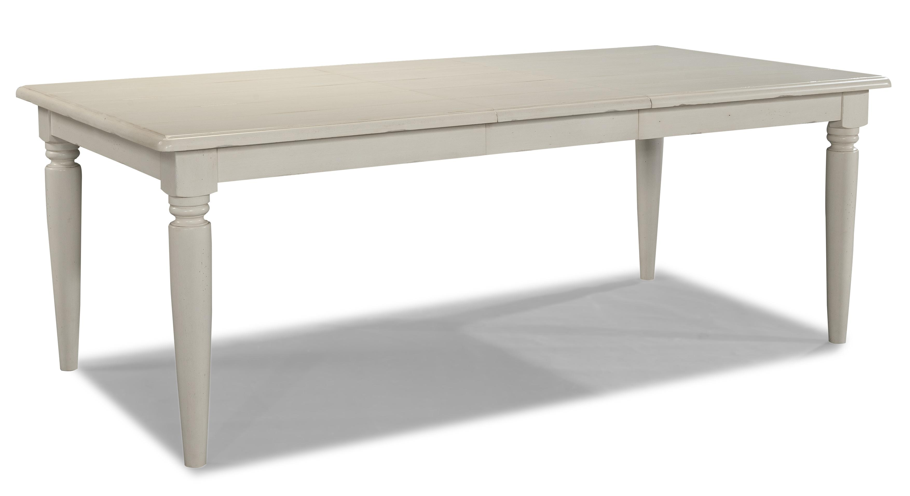 Easton Collection Sea Breeze 84'' Rectangular Table - Item Number: 424-084 DRT