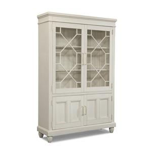 Morris Home Furnishings Livingston Livingston Kitchen Cabinet