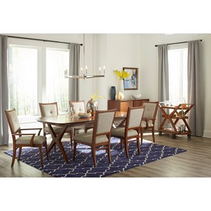 Carolina Preserves by Klaussner Simply Urban Dining Room Group