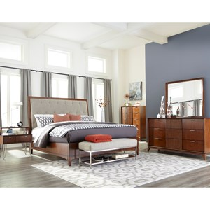 Carolina Preserves by Klaussner Simply Urban Queen Bedroom Group