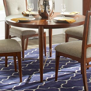 Carolina Preserves by Klaussner Simply Urban Charlotte Round Dining Table