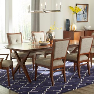 Carolina Preserves by Klaussner Simply Urban Manhattan Dining Table