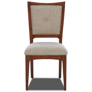 Carolina Preserves by Klaussner Simply Urban Upholstered Side Chair