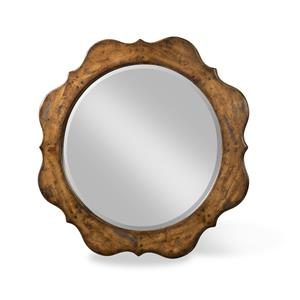 Carolina Preserves by Klaussner Southern Pines Round Mirror