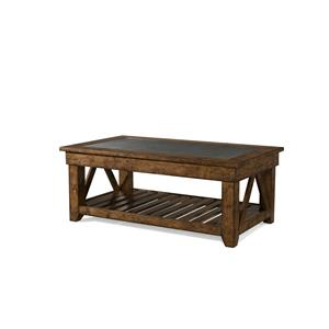 Carolina Preserves by Klaussner Southern Pines Legacy Rectangular Cocktail Table