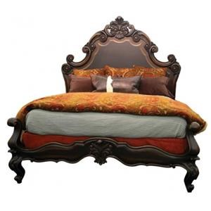 Marqueza King Bed