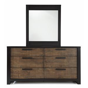 Morris Home Furnishings Decateur Decateur Mirror