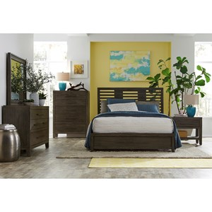 Belfort Select District Queen Bedroom Group