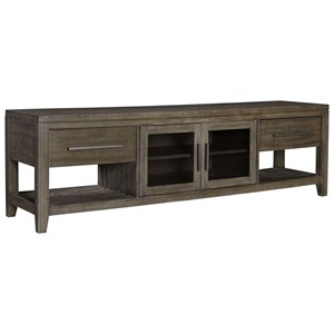 "Belfort Select District 80"" Entertainment Console"