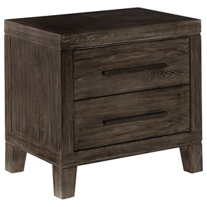 Morris Home Furnishings Brookdale Nightstand