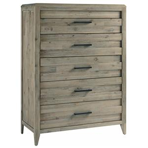 Morris Home Furnishings Westwood Westwood 5-Drawer Chest of Drawers