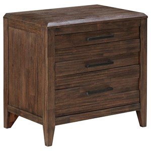 Casana Casablanca 2-Drawer Nightstand