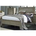 Morris Home Furnishings West Wood Westwood Queen Panel Bed - Item Number: 447562549
