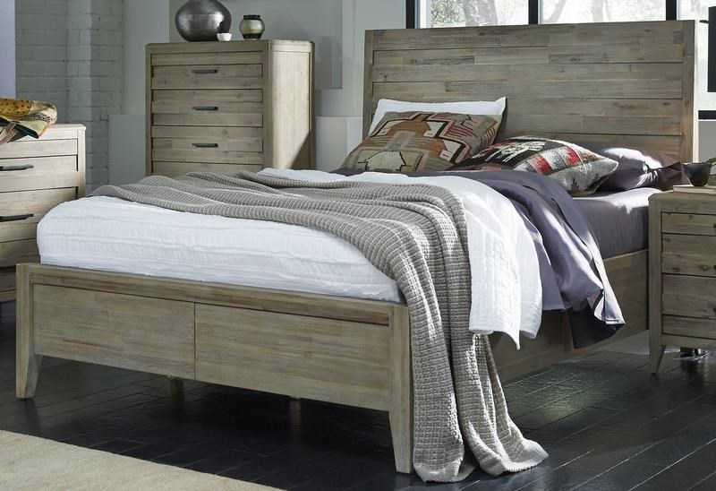 Westwood King Panel Bed