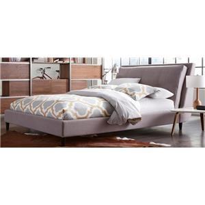 Morris Home Furnishings Chelsea Chelsea Queen Bed