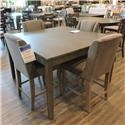 Belfort Select Clearance Counter Table - Item Number: 262026785