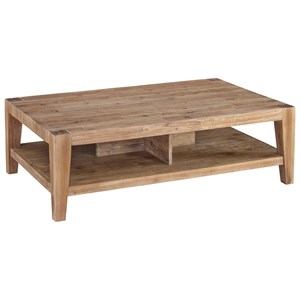 Casana Kalahari Rectangular Cocktail Table
