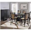 Casana Newport  Cafe Pub Table - 780-159+160