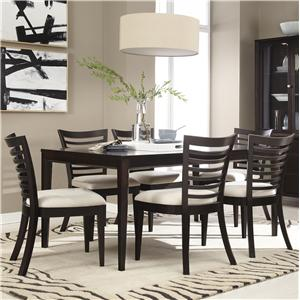 Belfort Select East Gate 7-Pc. Table and Chair Set