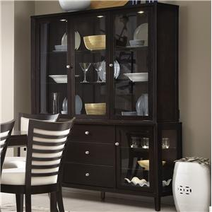 Belfort Select East Gate Large Buffet and Hutch