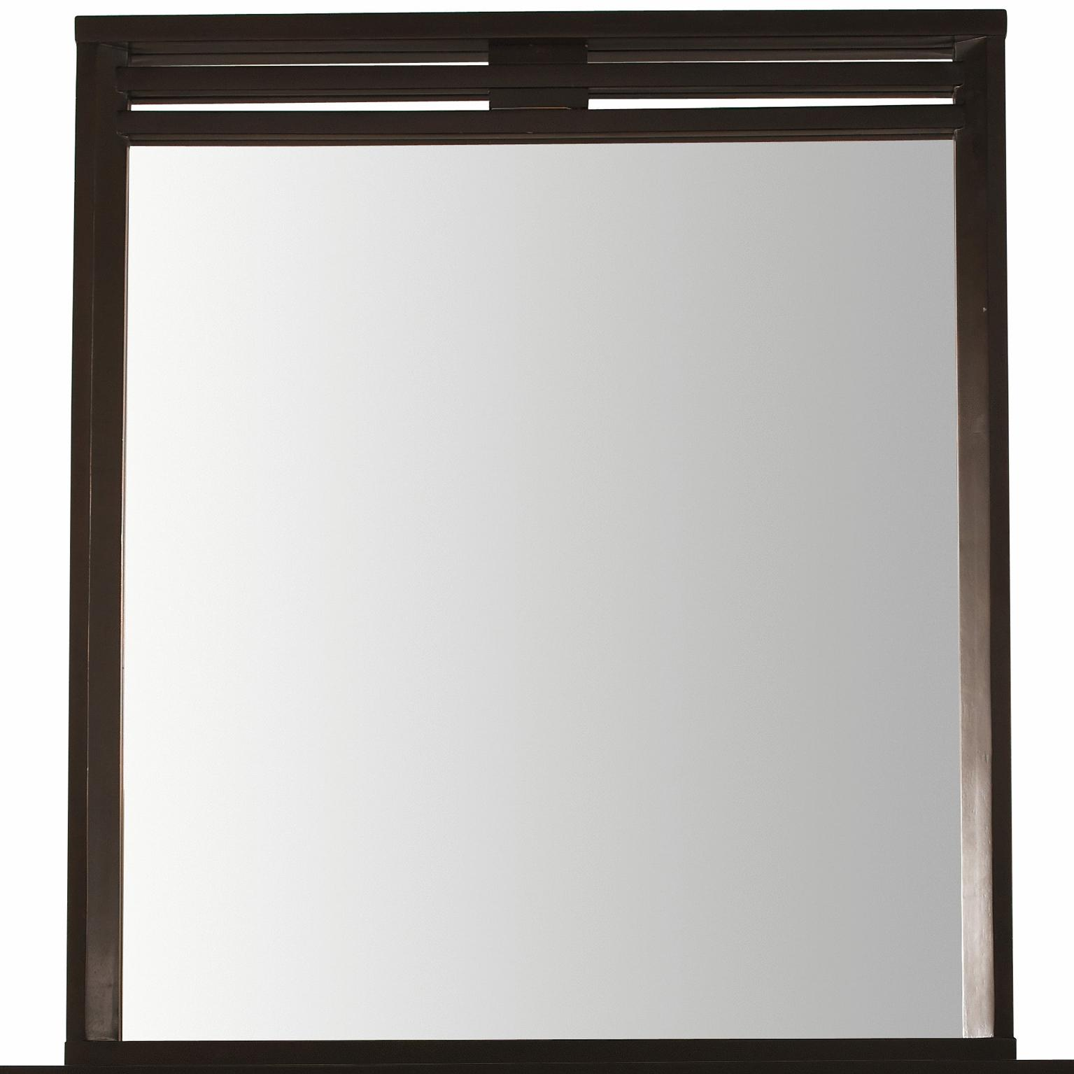 Belfort Select East Gate Portrait Mirror - Item Number: 355-401