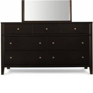 Belfort Select East Gate Dresser, 7 Dwr.