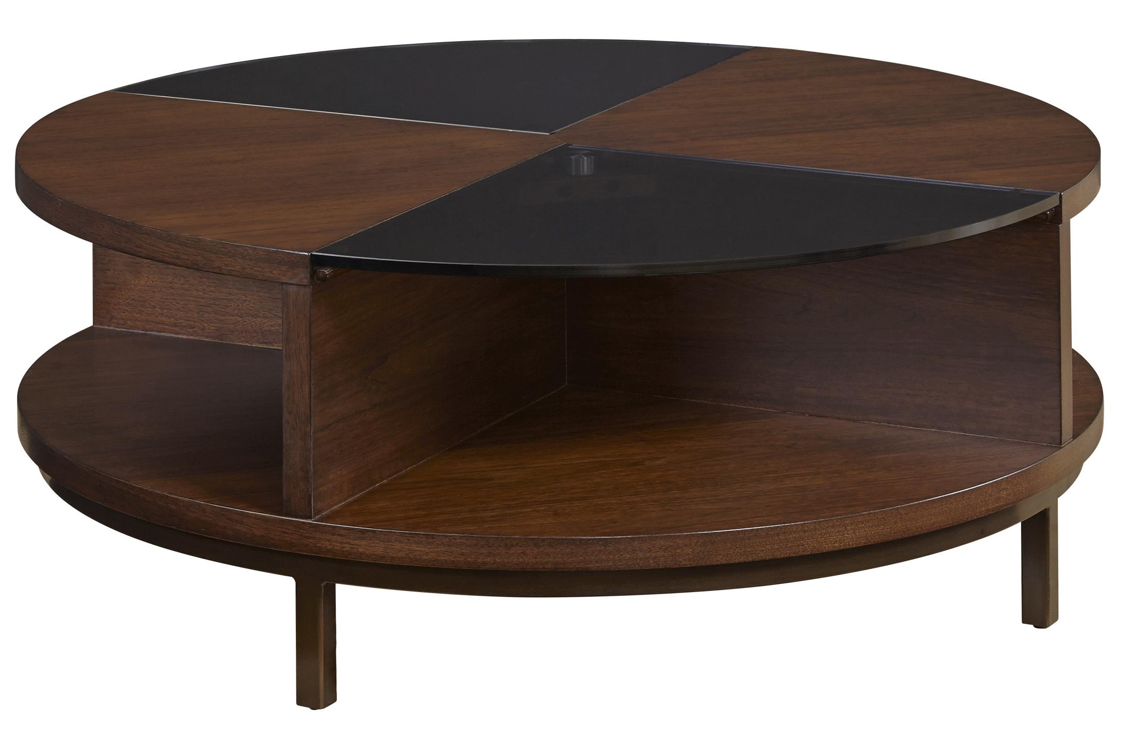 Belfort Select Tillis Round Cocktail Table - Item Number: 812-060