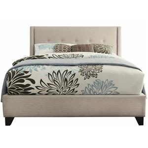 Belfort Select East Gate Upholstered Bed King Upholstered Bed
