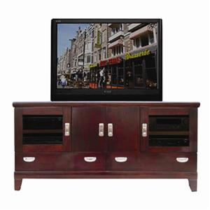 "Morris Home Furnishings Champion 66"" Media Storage Gaming Console"