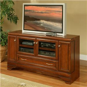 "Morris Home Furnishings Maple City Maple City 57"" Media Console"