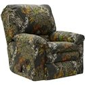 Catnapper Trapper Casual Recliner - Item Number: 1300-2- Mossy Oak New Break-Up