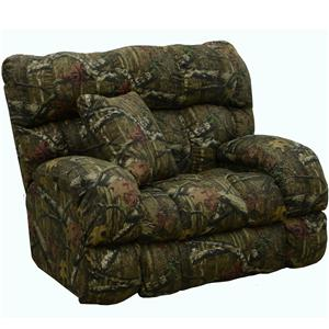 Catnapper Appalachian Casual Lay Flat Recliner