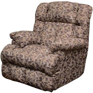 Catnapper Cedar Creek Casual Lay Flat Power Recliner