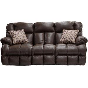 Catnapper Cedar Creek Casual Power Reclining Sofa