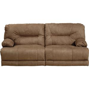Catnapper Noble Lay Flat Reclining Sofa