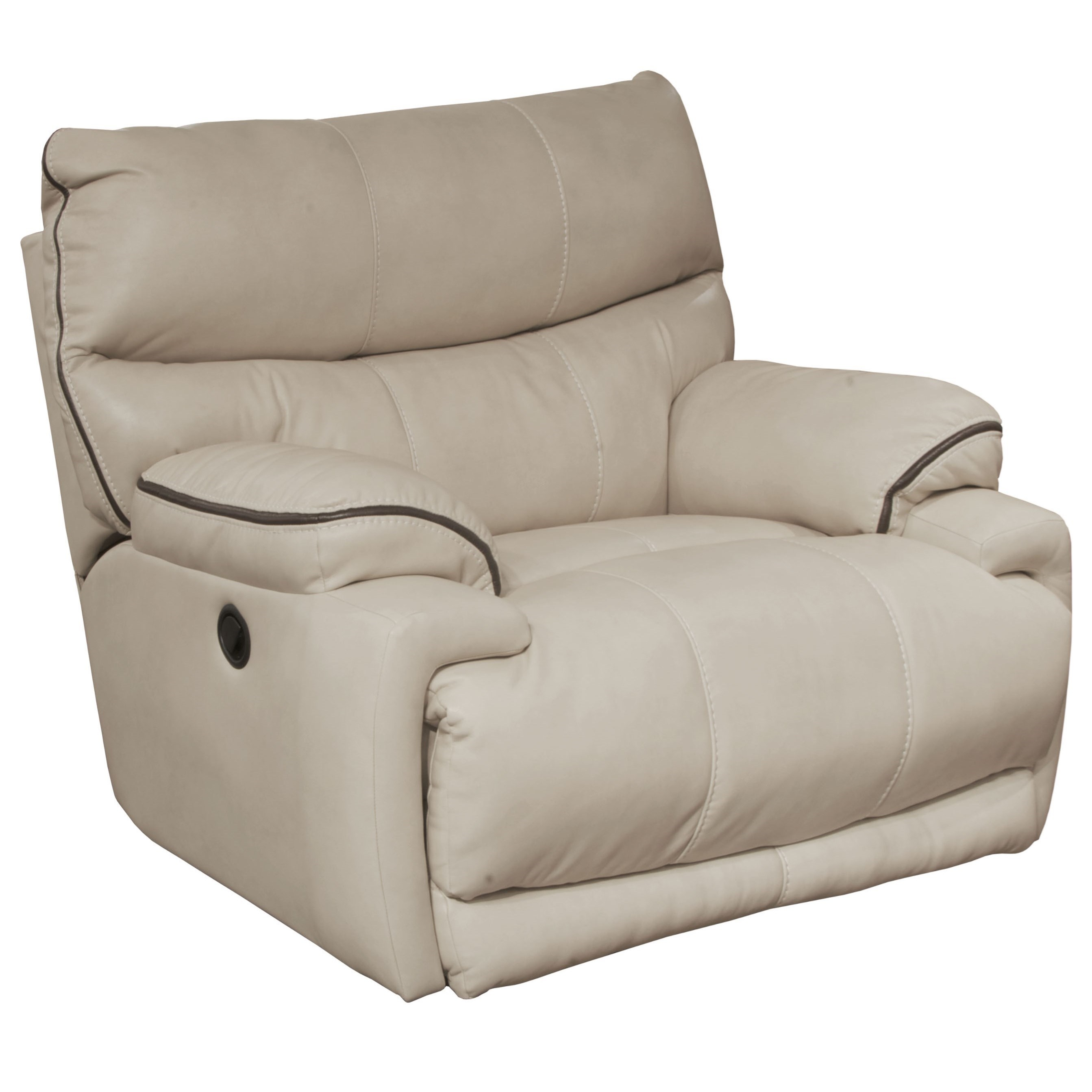 Catnapper Larkin Power Lay-Flat Recliner - Item Number: 613907-1161-16-1261-16