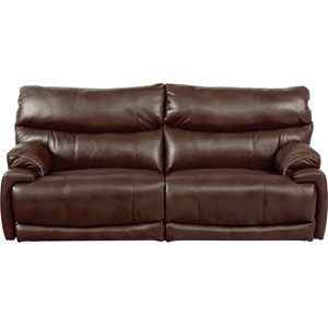 Catnapper Larkin Lay-Flat Reclining Sofa