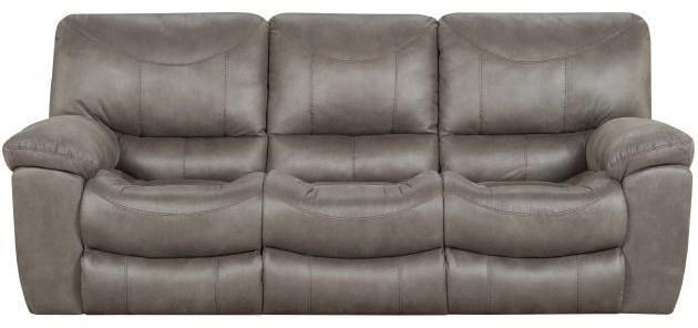 Charcoal Reclining Sofa