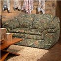 Catnapper Huntley Casual Love Seat - Item Number: 3212-02-MossyOakNewBreak-UpInfinity