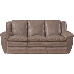 Catnapper 419 Aria Lay Flat Reclining Sofa