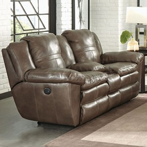 Catnapper 419 Aria Power Lay Flat Reclining Loveseat