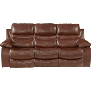 Catnapper 424 Patton Lay Flat Reclining Sofa