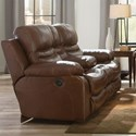 Catnapper 424 Patton Lay Flat Reclining Loveseat - Item Number: 4249-1283-19-3083-19