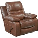 Catnapper 424 Patton Power Lay Flat Recliner - Item Number: 64240-7-1283-19-3083-19