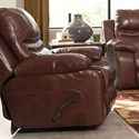 Catnapper 424 Patton Power Lay Flat Recliner - Item Number: 64240-7-1283-29-3083-29